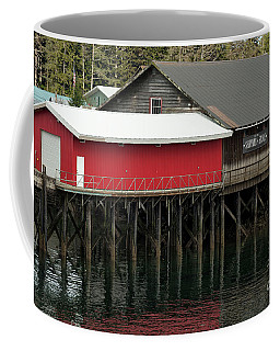 Shipyard Store Petersburg Coffee Mug