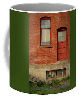 Stores Building Coffee Mug