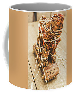 Stories From Ancient Troy Coffee Mug