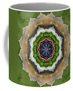 Storm Above Coffee Mug by Jeff Kolker