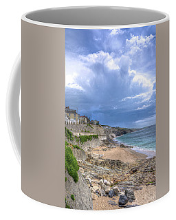Storm Approaching Porthleven Coffee Mug