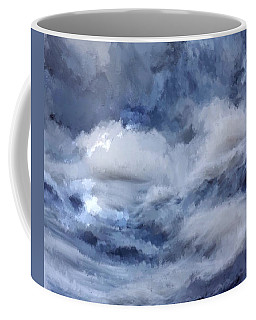 Storm At Sea Coffee Mug