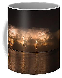 Storm Before Dawn Coffee Mug by Quinn Sedam