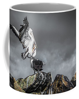 Storm Birds Coffee Mug