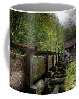 Storm Clouds Over Mingus Mill Coffee Mug