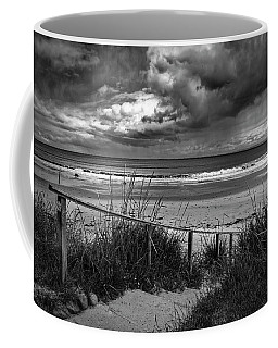Storm Clouds Shadwick Bay Coffee Mug