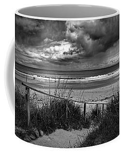 Storm Clouds Shadwick Bay Coffee Mug