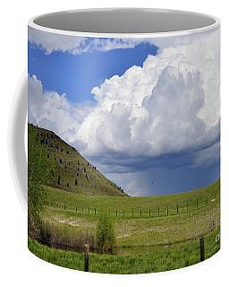Storm Coming In Coffee Mug