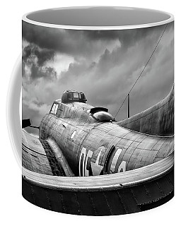 Storm Couds Over Memphis Belle - 2017 Christopher Buff, Www.avia Coffee Mug