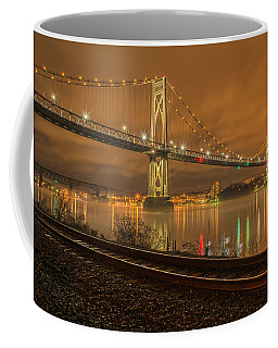 Storm Crossing Coffee Mug