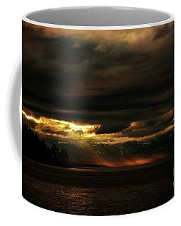 Storm Coffee Mug by Elaine Hunter