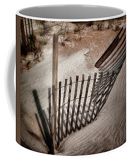 Storm Fence Series No. 2 Coffee Mug