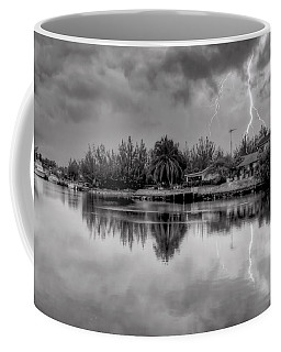 Storm In Paradise Coffee Mug