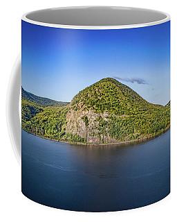 Storm King Mountain From Breakneck Ridge Coffee Mug