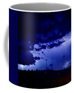 Storm On Farmer's Turnpike Coffee Mug