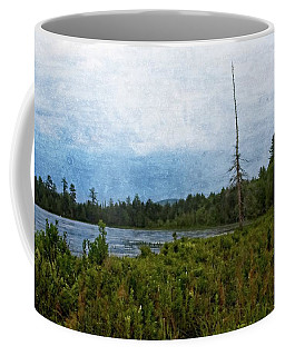 Storm On Raquette Lake Coffee Mug