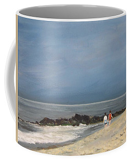 Storm Out To Sea Coffee Mug