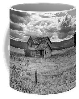 Storm Over Big Sky Montana Coffee Mug