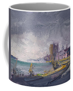 Storm Over Buffalo River  Coffee Mug