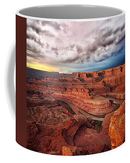 Storm Over Dead Horse Point Coffee Mug