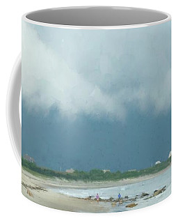 Storm Over Goosewing Coffee Mug
