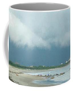 Storm Over Goosewing Coffee Mug