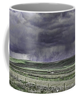 Storm Over Monida Pass  Coffee Mug