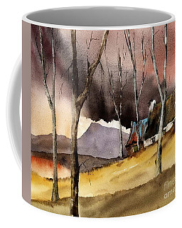 Storm Over Muckish Coffee Mug