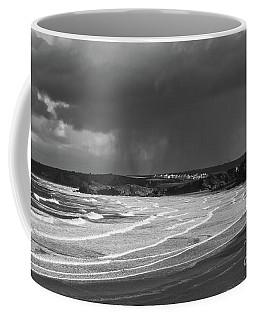 Storm  Over The Bay Coffee Mug