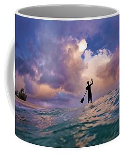 Storm Stander Coffee Mug