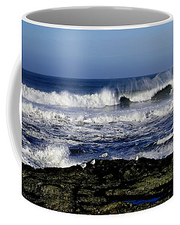 Storm Waves Coffee Mug