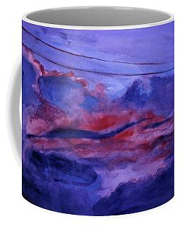 Storms In San Francisco  Coffee Mug