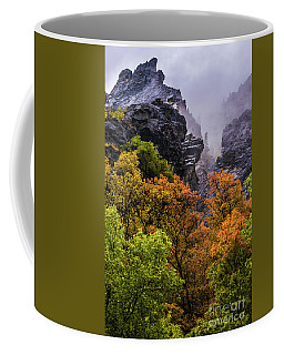 Stormy American Fork Canyon - Wasatch - Utah Coffee Mug