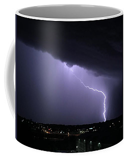 Stormy Art On The Prarie Coffee Mug