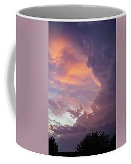 Stormy Clouds Over Texas Coffee Mug