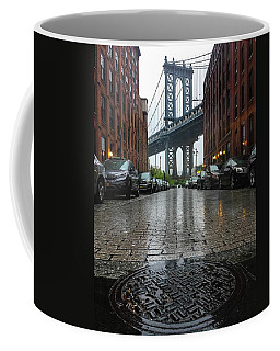 Stormy D U M B O  Coffee Mug