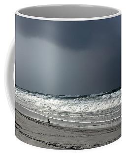 Stormy Coffee Mug by Debra Forand