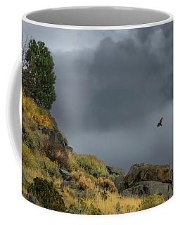 Stormy Flight Coffee Mug