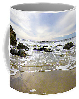Stormy Maine Morning #1 Coffee Mug