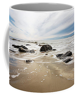 Stormy Maine Morning #2 Coffee Mug