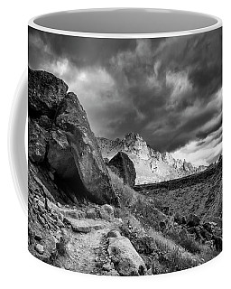 Stormy Misery Ridge  Coffee Mug