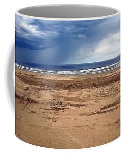 Stormy Nye Beach Coffee Mug