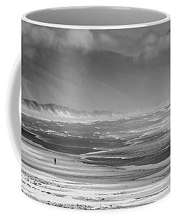 Stormy Oceanside Oregon Coffee Mug by Amyn Nasser