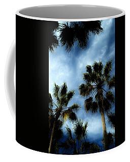 Stormy Palms 2 Coffee Mug