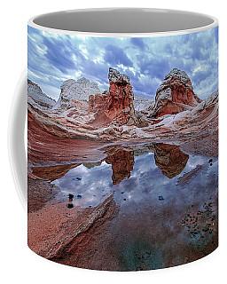 Stormy Reflection Coffee Mug