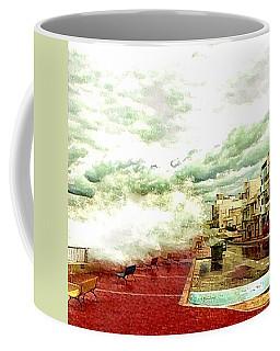 Stormy Sea Coffee Mug