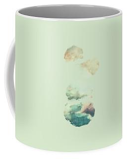 Stormy Sky Coffee Mug by AugenWerk Susann Serfezi