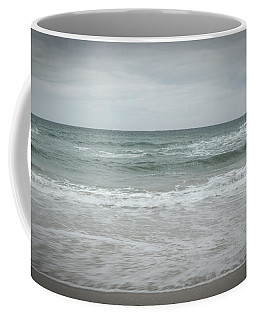 Stormy Sky Coffee Mug by Helen Northcott