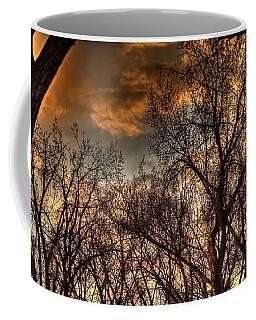 Stormy Sunset 14151 Coffee Mug