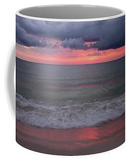Stormy Sunset Coffee Mug